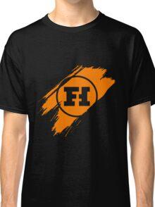 Funhaus brush stroke Classic T-Shirt