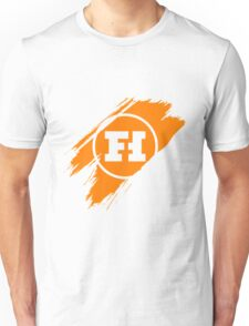 Funhaus brush stroke Unisex T-Shirt