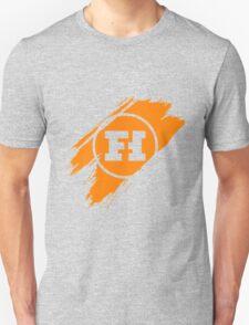 Funhaus brush stroke T-Shirt