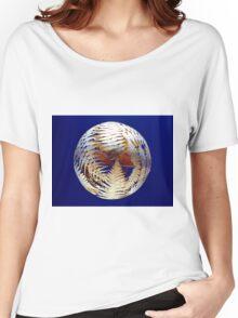 Global Ferns Women's Relaxed Fit T-Shirt