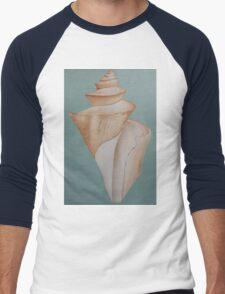 Japanese Wonder Shell Men's Baseball ¾ T-Shirt
