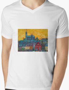 Cobh 2 - Cork Mens V-Neck T-Shirt