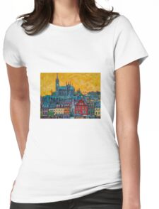Cobh 2 - Cork Womens Fitted T-Shirt
