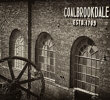 Coalbrookdale Works by John Hallett