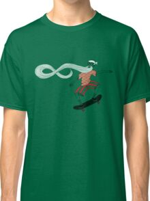 The Ancient Skater, Forever Skate ukiyo e style Classic T-Shirt