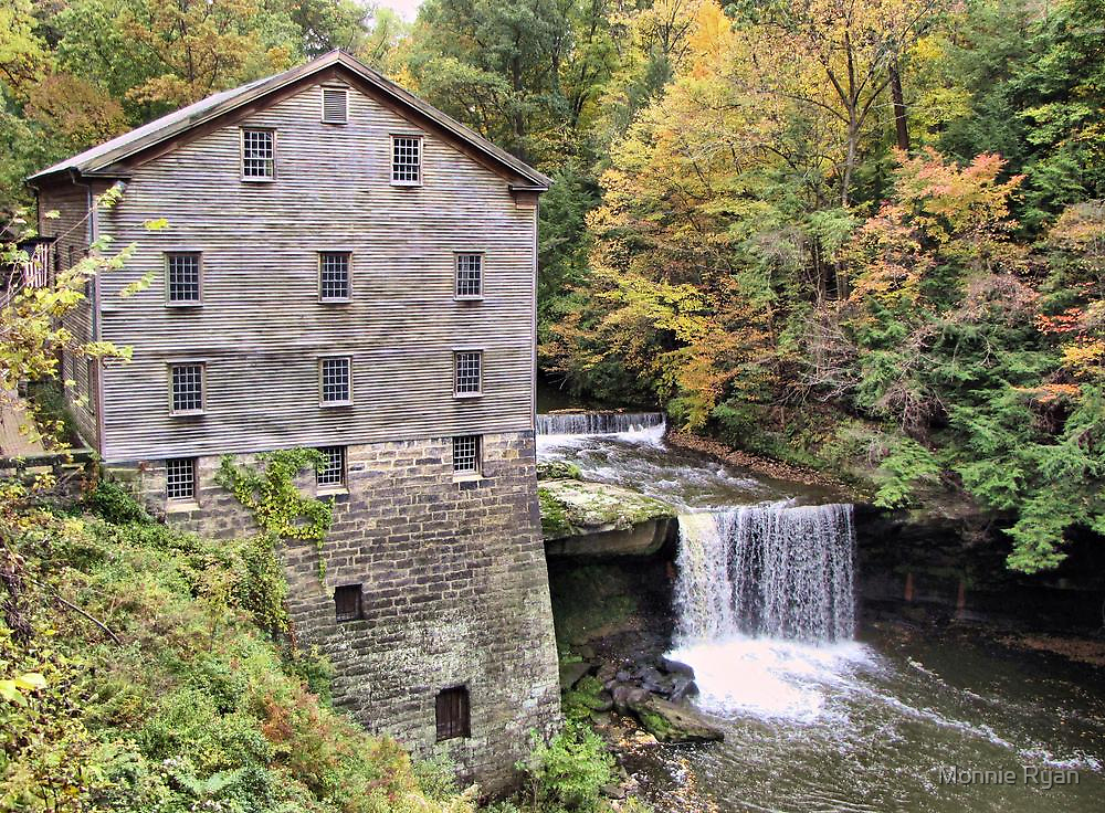 Fall at the Mill by Monnie Ryan