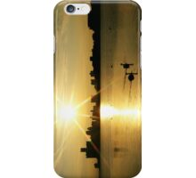 Motor City Swan Song.... iPhone Case/Skin