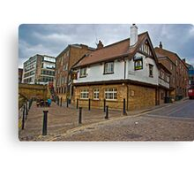 Kings Arms - Kings Staith - York Canvas Print
