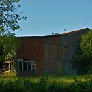 Rustic Barn by pix-elation