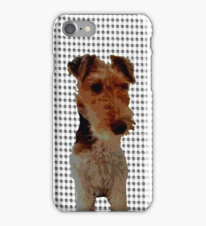 Bobby the dog iPhone Case/Skin