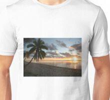 Aitutaki Sunset Unisex T-Shirt
