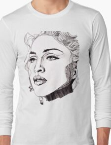 Blond Long Sleeve T-Shirt