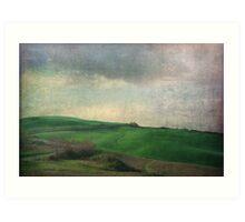 Toscana Vintage V Art Print
