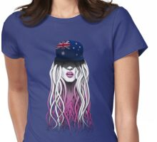 World Rebellion 2016 – AUSTRALIA Womens Fitted T-Shirt