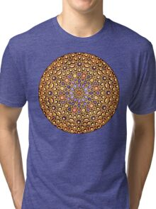 Golden Dome Tri-blend T-Shirt