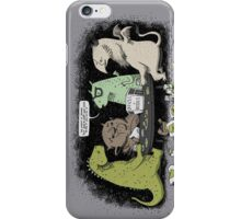 Monsters love RPGs iPhone Case/Skin