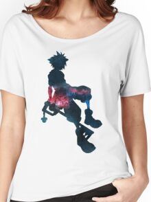 Sora, kingdom hearts~ Women's Relaxed Fit T-Shirt