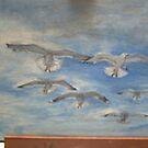 """""""Bird flew"""" by Lilykoli"""