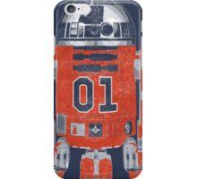 R2 E Lee - General Lee & The Rebel Alliance - Rebel Droid - Live Free - 01 iPhone Case/Skin