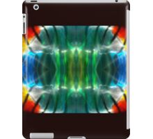Red Hot Colorful Flame iPad Case/Skin