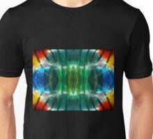 Red Hot Colorful Flame Unisex T-Shirt