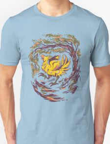 Chocobo with Blossoms T-Shirt