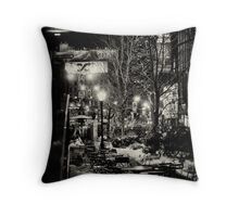 NYC moments #5 Throw Pillow