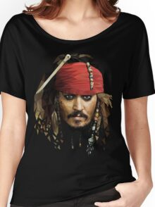 Captain Jack Sparrow Women's Relaxed Fit T-Shirt