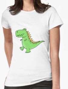 Cute Cartoon T-Rex T-Shirt