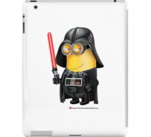 Minion Darth Vader iPad Case/Skin