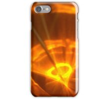 Fan The Red Hot Flame iPhone Case/Skin
