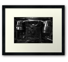 Hello Uncle David Framed Print