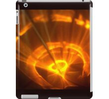 Fan The Red Hot Flame iPad Case/Skin