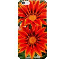 Flowers in the garden iPhone Case/Skin