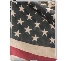 Pledge of the Flag iPad Case/Skin
