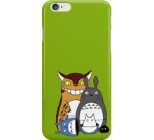 Totoroshka iPhone Case/Skin