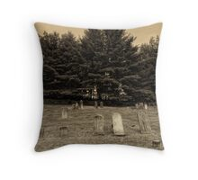 history ... Throw Pillow