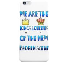 Kings and Queens iPhone Case/Skin