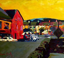 Sneem, Kerry by eolai