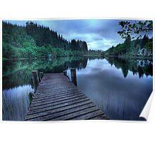 Loch Ard Dawn Poster