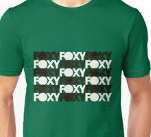 {foxyfoxtyfoxy} Ver.(BW) Unisex T-Shirt