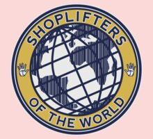 Shoplifters Of The World Kids Tee