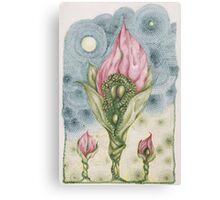 Floribunda Amamus Canvas Print