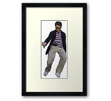 Robert Downey Jr. struttin' his way into our hearts Framed Print