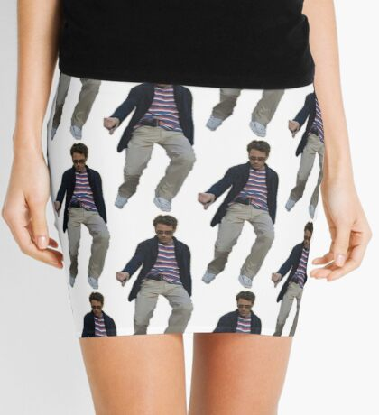 Robert Downey Jr. struttin' his way into our hearts Mini Skirt