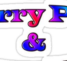 Merry Meet & Merry Part Sticker