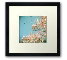 Magnolia Tree Framed Print