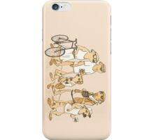 Hipster Meerkats iPhone Case/Skin