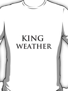 weather T-Shirt