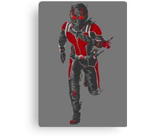 Ant-Man Vector Canvas Print